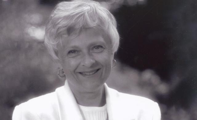 Photo of former Ohio State president Karen Ann Holbrook