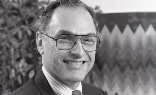 Photo of former Ohio State president Joseph A. Alutto