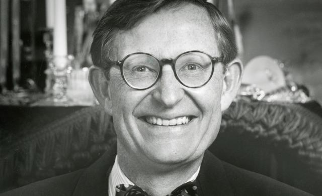 Portrait of Ohio State's 11th President, E Gordon Gee